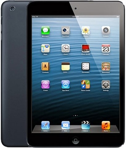 Apple iPad Mini 16GB Wi-Fi Black/Space Grey, A