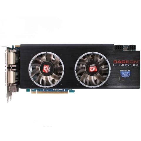 ATI Radeon HD 4850 X2 1GB DX101
