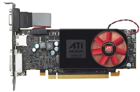 ATI Radeon Redwood HD 5550 1GB DX11