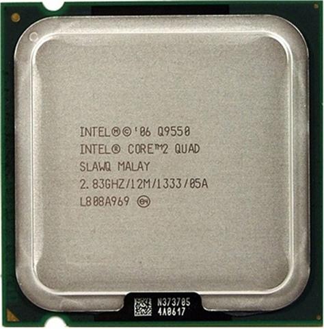 Intel Core2Quad Q9550 283Ghz LGA775