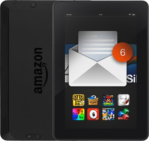 Amazon Kindle Fire HDX 16GB 7