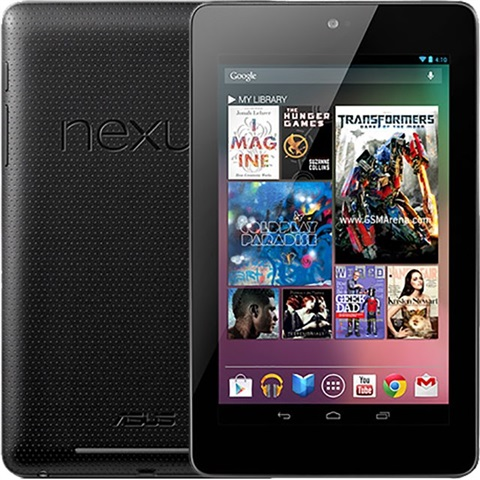 Google Nexus 7 2012 16GB 7