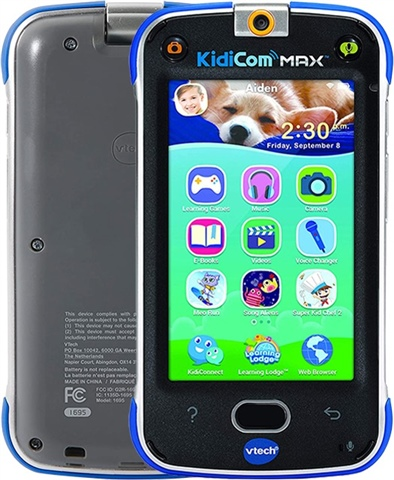 Vtech Kidicom Max 8gb Kids Tablet A Cex Uk Buy Sell Donate