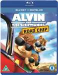 Alvin & The Chipmunks: The Road Chip (U) 2015