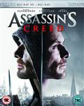 Assassin's Creed (12) 2016 3D+BR