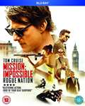 Mission Impossible: Rogue Nation (12) 2015