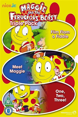 Maggie The Ferocious Beast Triple Pack Cex Uk Buy Sell Donate