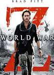 World War Z (15) 2013