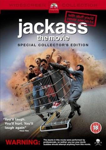 Jackass 1 ver online