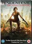 Resident Evil: The Final Chapter (15) 2016 2 Disc