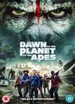 Dawn Of The Planet Of The Apes (12) 2014