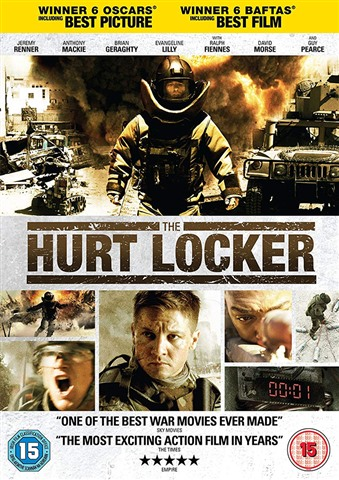 Hurt Locker, The (15)