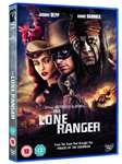 Lone Ranger, The (12) 2013