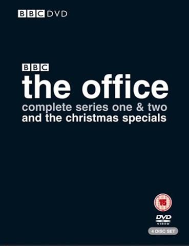 Office The Complete 1 2 Xmas 15 Dvd Tv Doentary