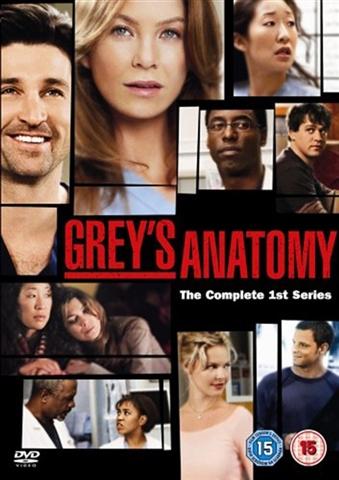 Grey\'s Anatomy - Season 1 (15) - CeX (UK): - Buy, Sell, Donate
