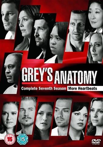 Grey\'s Anatomy - Season 7 (15) - CeX (UK): - Buy, Sell, Donate