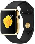 Watch Edition, 18 Carat Yellow Gold, Black Sport Band, 42mm, A