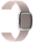Modern Buckle STRAP ONLY, Soft Pink, 38mm, Small, A