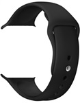 Sport Band STRAP ONLY, Black, 38mm, A