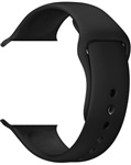 Sport Band STRAP ONLY, Black with Space Grey Pin, 38mm, A