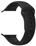 Sport Band STRAP ONLY, Black with Space Grey Pin, 42mm, A