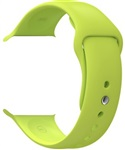 Sport Band STRAP ONLY, Green, 38mm, A