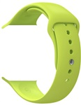 Sport Band STRAP ONLY, Green, 42mm, A