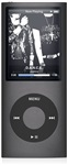 Apple iPod Nano 8GB 4th Generation Black, A