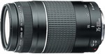 Canon EF 75-300mm f/4 III Black Lens