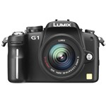 Panasonic Lumix G1 12M + 14-45mm, A