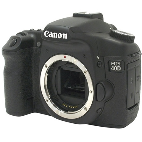 Canon rebel eos 40d body 101 mp and items shown