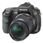 Sony DSLR-A200 10.2M + 18-70mm, B