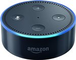 Amazon Echo Dot (2nd Generation) Black, B