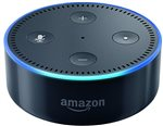 Amazon Echo Dot (2nd Generation) Black, A