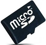 4 GB Secure Digital Micro (SD)