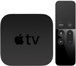 Apple TV 4th Gen 32GB + Siri Remote (A1625), A
