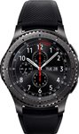Samsung Galaxy Gear S3 Frontier SM-R760 Black/Space Grey, B