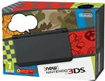 NEW 3DS Black, Boxed