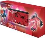 Nintendo 3DS XL Pokemon Red, Boxed