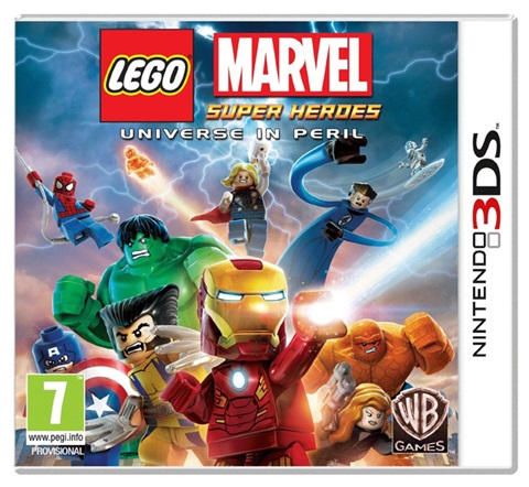 LEGO Marvel Super Heroes: Universe in Peril - CeX (UK): - Buy, Sell ...