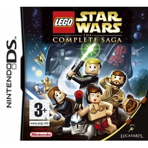 Lego Star Wars - Complete Saga - CeX (UK): - Buy, Sell, Donate