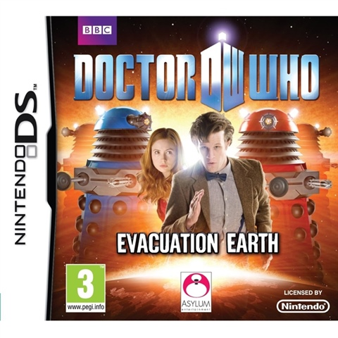 Image result for doctor who evacuation earth