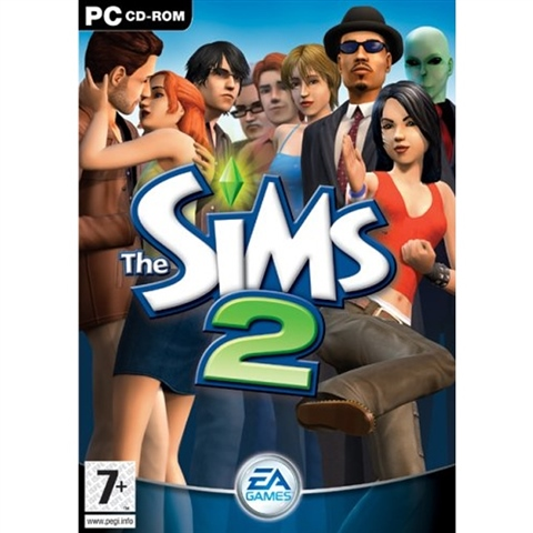 Sims 2, The (SN) *4 DISC*