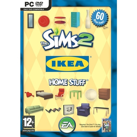 Sims 2 Ikea Home Stuff SN