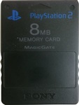 Playstation2 Memory Card
