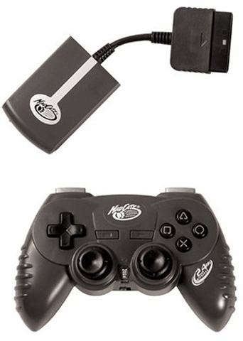 Mad Catz Wireless PS2 Controller. Mad Catz Wireless Controller for Playstation 2.