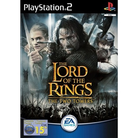 Lord Of The Rings The Two Towers Cex Uk Buy Sell Donate
