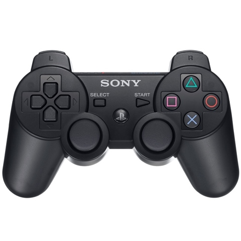 PS3 Official Sixaxis Wireless Controller