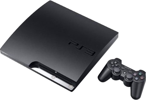 Playstation3 120GB Slim Unboxed