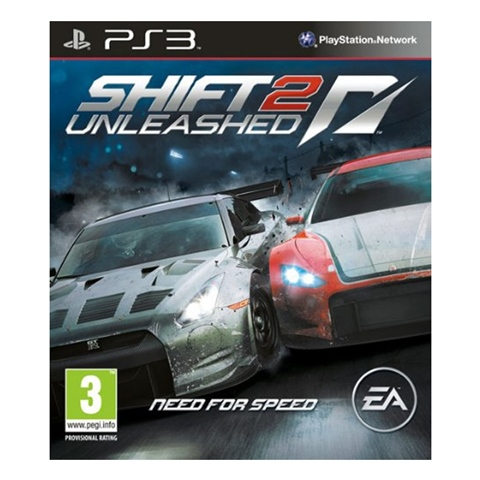 Need For Speed, Shift 2